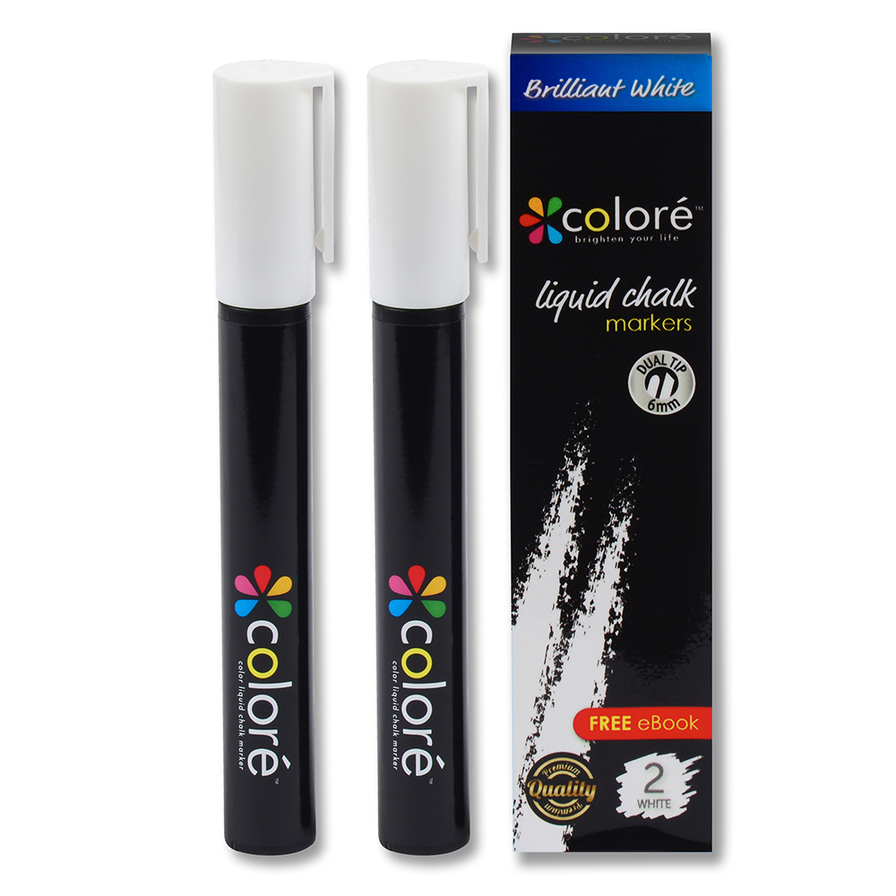 whilechalkmarkers